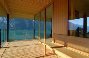 medinė-terasa