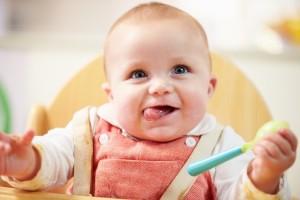 Kūdikio mityba