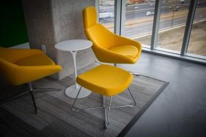 Ergonominė kėdė ant kurios norisi sėdėti kuo ilgiau