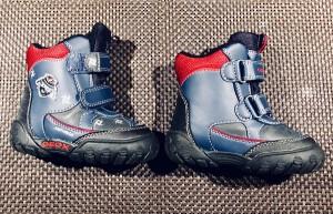 Kaip pasirinkti vaikiškus batus žiemai