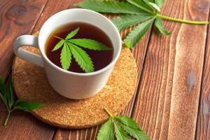 Kodėl vertinga kanapių arbata