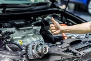 Automobilio generatoriaus veikimas, ką reikia žinoti