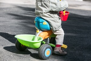 Kokius žaislus dovanoti 1 metų vaikams